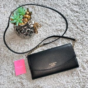 KATE SPADE Eva Wallet On A Chain